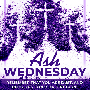 Ash Wendesday Liturgy of the Word