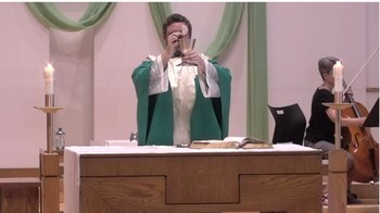 Mass with Celebration of First Eucharist