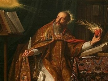 St. Augustine Feast Day
