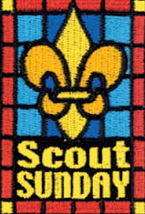Scout Sunday Mass (STRONGLY URGED TO ATTEND)
