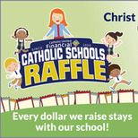 Catholic Financial Catholic Schools Raffle 2020!