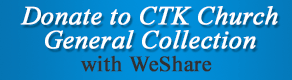 Donate to CTK Church General Collection