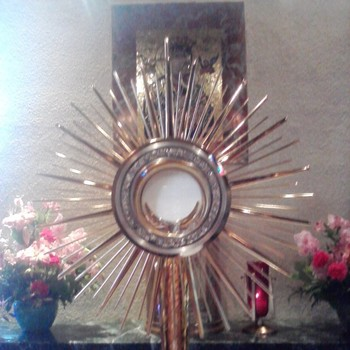 40 hours Eucharistic Adoration for Advent