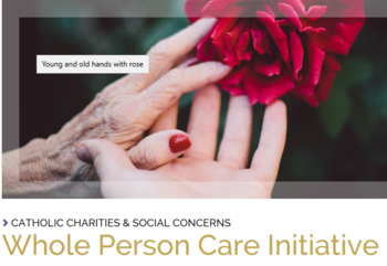 Whole Person Care - September 15, 2018