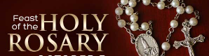 Feast of the Most Holy Rosary