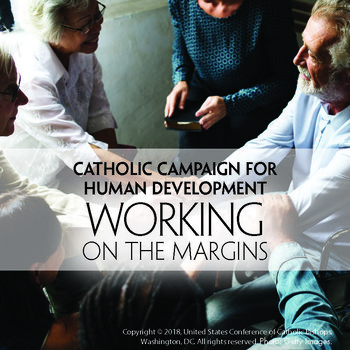 Second Collection: Catholic Campaign for Human Development