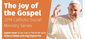 The Joy of the Gospel - Social Ministry Series