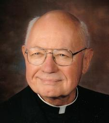 Barbecue with Bishop Emeritus William Skylstad