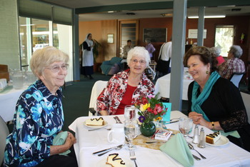 Annual Fall Luncheon & Card Party