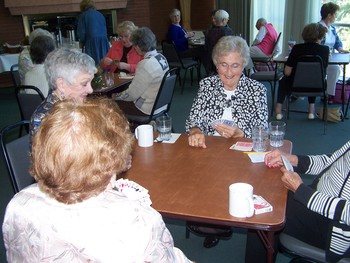 Women's Auxiliary Fall Luncheon & Card Party