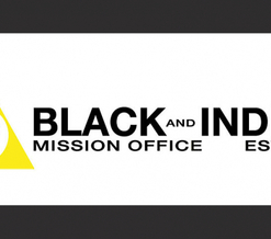 Black and Indian Mission Collection