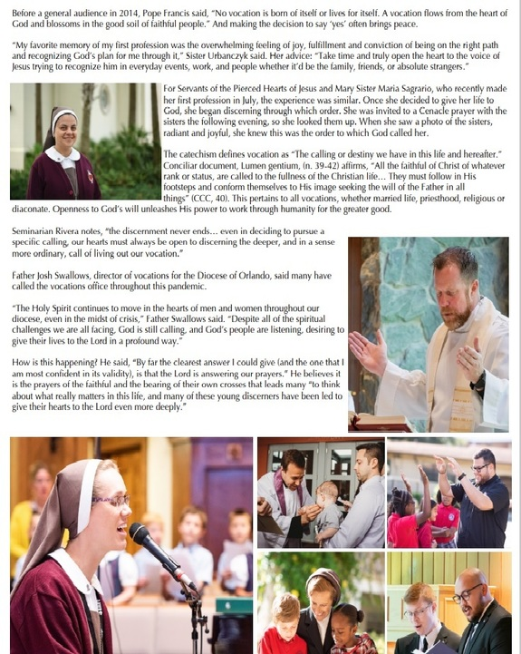 National Vocations Week Page 2