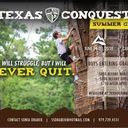 Fundraiser for Texas Conquest @ Camp Cho-Yeh (Click for Raffle Tickets)
