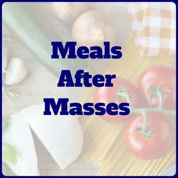 Meals After Masses