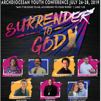 AYC 2019 - Surrender in God (Hilton of the Americas)