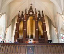 Organ Concert featuring Gunter Kennel
