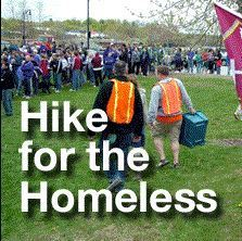 Hike for the Homeless