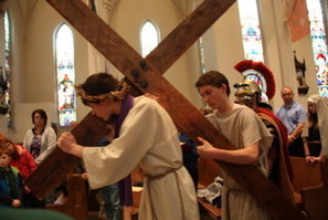 Good Friday: Stations of the Cross
