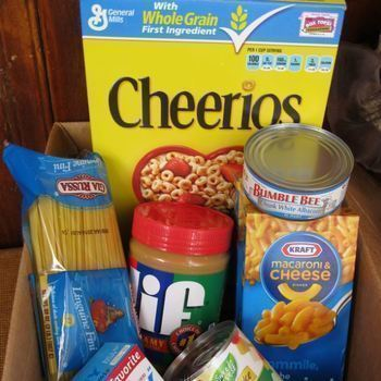 Food Cupboard Collection