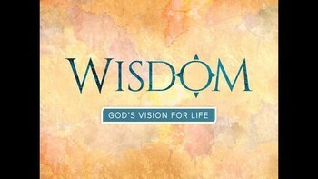 Adult Faith Formation: Wisdom