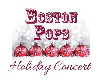 Boston Holiday Pops!