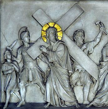 Stations of the Cross (St. Mary)
