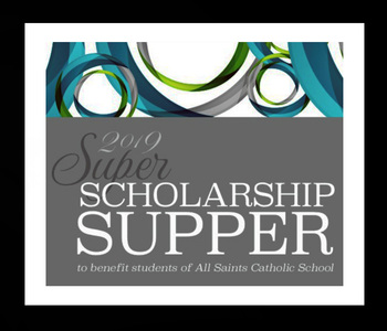 Super Scholarship Supper: SOLD OUT!