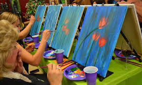 Painting Party Tickets on Sale