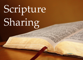 Scripture Sharing