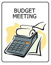 K of C Budget Meeting