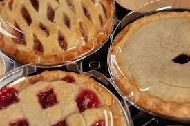Pie Delivery Date
