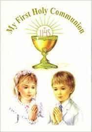 Sacrament of First Holy Communion