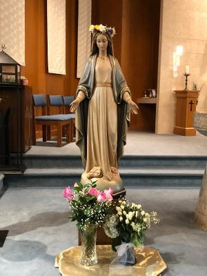 Honor Our Blessed Mother