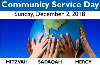 Interfaith Community Service Day