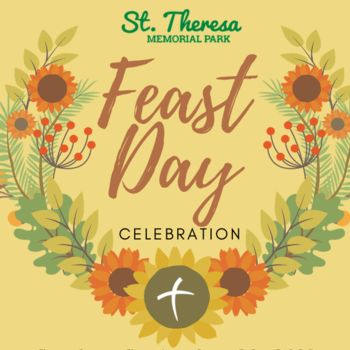 St. Theresa Feast Day Celebration