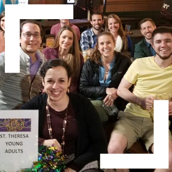 YOUNG ADULT FELLOWSHIP AFTER FAITH