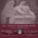 Requiem Mass - Feast of All Souls