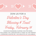 Valentine's Day Blessing & Toast