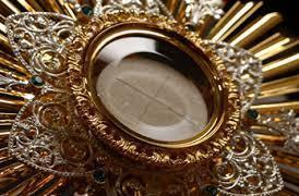 Eucharistic Holy Hour and Reconciliation