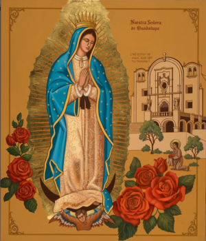 Our Lady of the Guadalupe