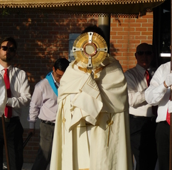 The Procession of Corpus Christi