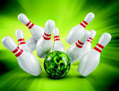 St. Rita Young Adults Bowling Event