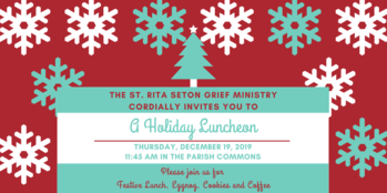 Seton-Grief Ministry Holiday Luncheon