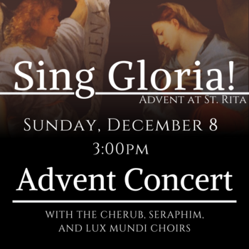 St. Rita Fine Arts Advent Concert