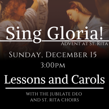 Lessons and Carols for Advent