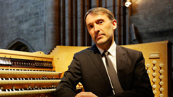 Organ Recital: Olivier Latry, Notre-Dame, Paris, France