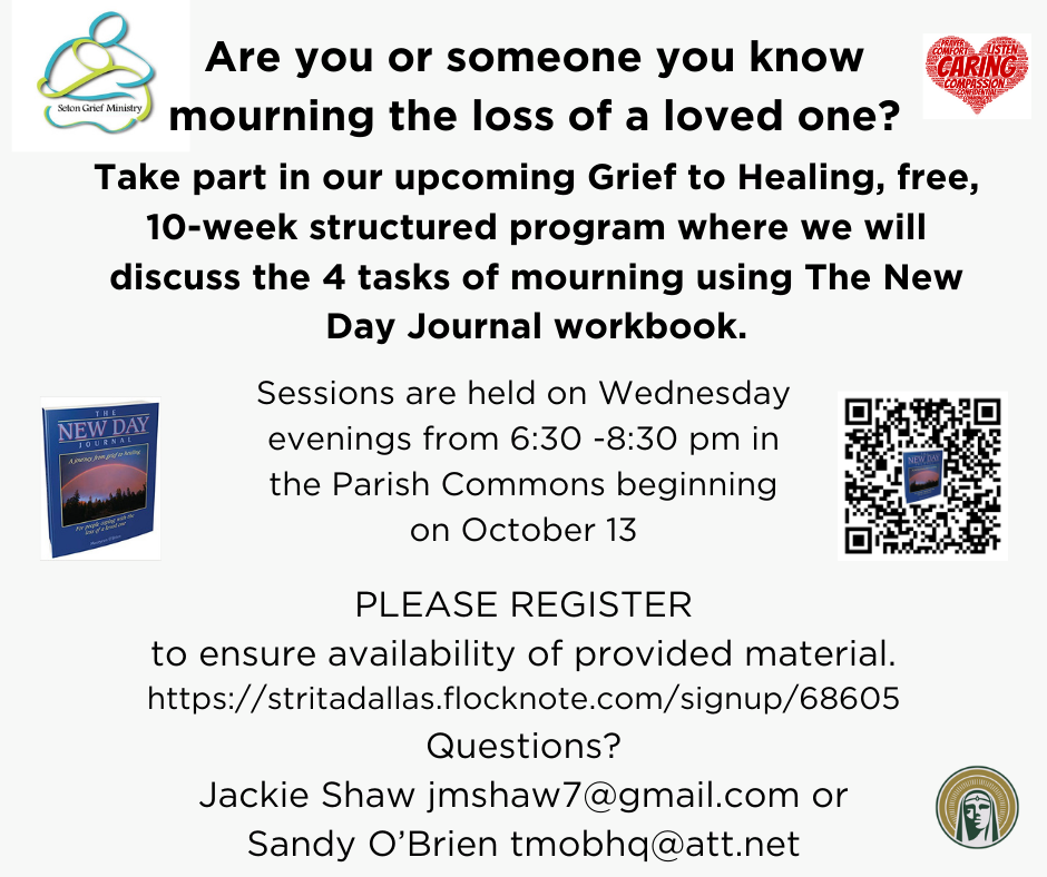 Grief to Healing