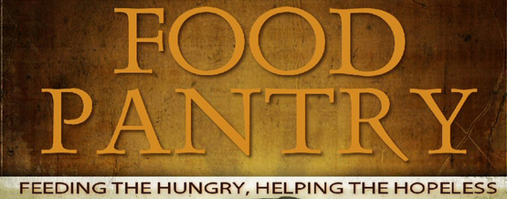 Give to the Food Pantry