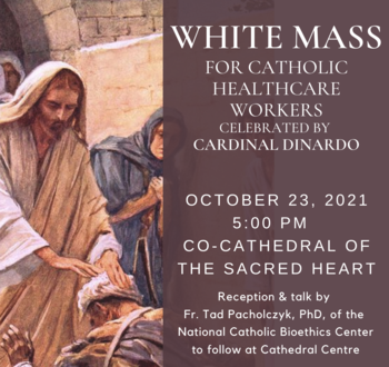 White Mass for Catholic Healthcare Workers