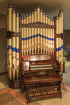 Kimball Organ Dedication